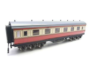 Darstaed O Gauge BR Twelve Wheel All 3rd Corridor Coach R/N M331M Lit Interior image 3