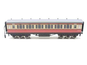 Darstaed O Gauge BR Twelve Wheel All 3rd Corridor Coach R/N M331M Lit Interior image 5