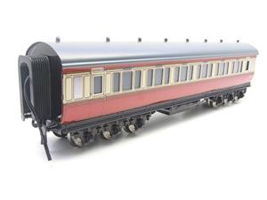 Darstaed O Gauge BR Twelve Wheel All 3rd Corridor Coach R/N M331M Lit Interior image 6