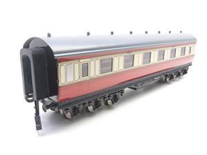 Darstaed O Gauge BR Twelve Wheel All 3rd Corridor Coach R/N M331M Lit Interior image 8