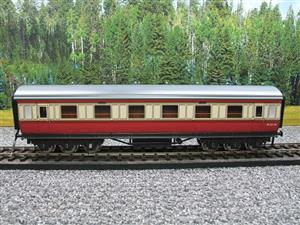 Darstaed O Gauge BR Twelve Wheel All 3rd Corridor Coach R/N M331M Lit Interior image 9