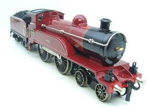 "Ace Trains O Gauge E3 ""LMS Maroon"" 4-4-0 Loco & Tender R/N 2006 Electric 3 Rail Boxed image 2"