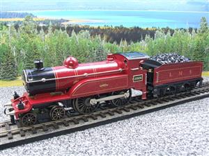 "Ace Trains O Gauge E3 ""LMS Maroon"" 4-4-0 Loco & Tender R/N 2006 Electric 3 Rail Boxed image 3"