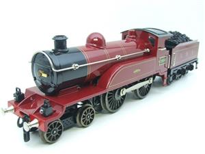 "Ace Trains O Gauge E3 ""LMS Maroon"" 4-4-0 Loco & Tender R/N 2006 Electric 3 Rail Boxed image 5"