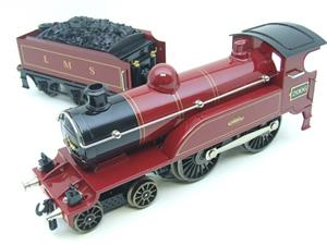 "Ace Trains O Gauge E3 ""LMS Maroon"" 4-4-0 Loco & Tender R/N 2006 Electric 3 Rail Boxed image 7"