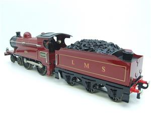 "Ace Trains O Gauge E3 ""LMS Maroon"" 4-4-0 Loco & Tender R/N 2006 Electric 3 Rail Boxed image 10"
