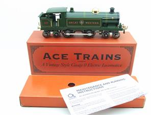 "Ace Trains O Gauge EGW/1 ""Great Western"" 4-4-4 Tank Loco R/N 7202 Electric 3 Rail Boxed image 1"
