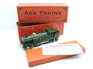 "Ace Trains O Gauge EGW/1 ""Great Western"" 4-4-4 Tank Loco R/N 7202 Electric 3 Rail Boxed image 2"