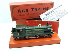 "Ace Trains O Gauge EGW/1 ""Great Western"" 4-4-4 Tank Loco R/N 7202 Electric 3 Rail Boxed image 3"