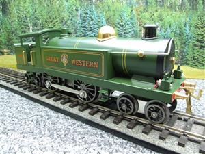 "Ace Trains O Gauge EGW/1 ""Great Western"" 4-4-4 Tank Loco R/N 7202 Electric 3 Rail Boxed image 7"