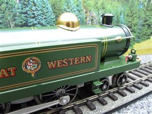 "Ace Trains O Gauge EGW/1 ""Great Western"" 4-4-4 Tank Loco R/N 7202 Electric 3 Rail Boxed image 8"