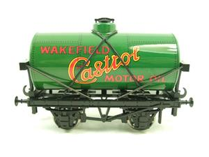 "Ace Trains O Gauge G1 Four Wheel ""Wakefield Castrol Motor Oil"" Fuel Tanker image 1"
