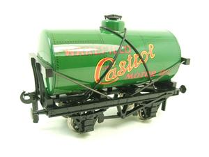"Ace Trains O Gauge G1 Four Wheel ""Wakefield Castrol Motor Oil"" Fuel Tanker image 2"