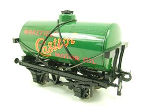 "Ace Trains O Gauge G1 Four Wheel ""Wakefield Castrol Motor Oil"" Fuel Tanker image 3"