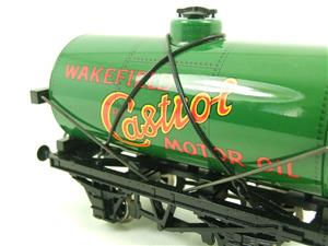 "Ace Trains O Gauge G1 Four Wheel ""Wakefield Castrol Motor Oil"" Fuel Tanker image 5"