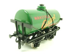 "Ace Trains O Gauge G1 Four Wheel ""Wakefield Castrol Motor Oil"" Fuel Tanker image 6"