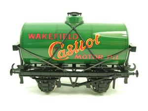 "Ace Trains O Gauge G1 Four Wheel ""Wakefield Castrol Motor Oil"" Fuel Tanker image 9"