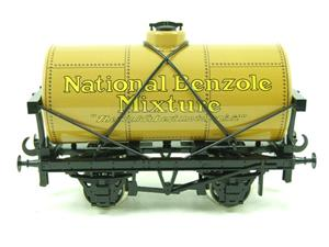"Ace Trains O Gauge G1 Four Wheel ""National Benzole Mixture"" Fuel Tanker Wagon image 1"