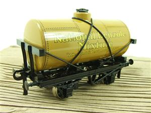 "Ace Trains O Gauge G1 Four Wheel ""National Benzole Mixture"" Fuel Tanker Wagon image 2"