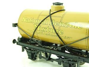 "Ace Trains O Gauge G1 Four Wheel ""National Benzole Mixture"" Fuel Tanker Wagon image 5"