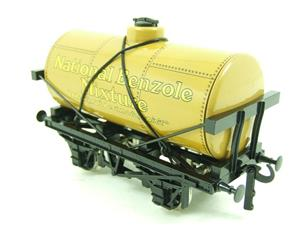 "Ace Trains O Gauge G1 Four Wheel ""National Benzole Mixture"" Fuel Tanker Wagon image 7"