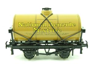 "Ace Trains O Gauge G1 Four Wheel ""National Benzole Mixture"" Fuel Tanker Wagon image 9"