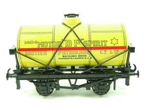 "Ace Trains O Gauge G1 Four Wheel ""Motor BP Spirit"" Fuel Tanker Wagon image 1"