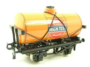 "Ace Trains O Gauge G1 Four Wheel ""Pratts High Test"" Fuel Tanker Tinplate image 2"