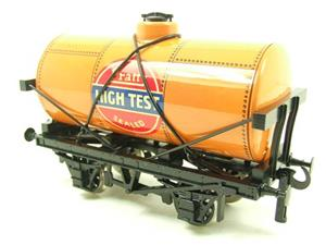 "Ace Trains O Gauge G1 Four Wheel ""Pratts High Test"" Fuel Tanker Tinplate image 3"
