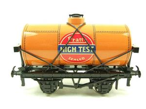 "Ace Trains O Gauge G1 Four Wheel ""Pratts High Test"" Fuel Tanker Tinplate image 4"