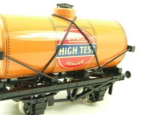 "Ace Trains O Gauge G1 Four Wheel ""Pratts High Test"" Fuel Tanker Tinplate image 7"