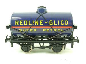 "Ace Trains O Gauge G1 Four Wheel ""Redline Glico"" Fuel Tanker Wagon image 5"