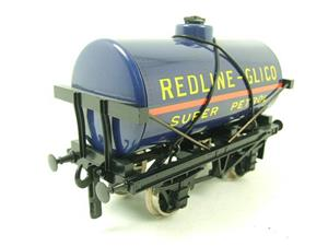 "Ace Trains O Gauge G1 Four Wheel ""Redline Glico"" Fuel Tanker Wagon image 7"