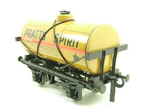 "Ace Trains O Gauge G1 Four Wheel ""Pratts Spirit"" Fuel Tanker image 2"