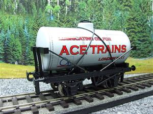 "Ace Trains O Gauge G1 Four Wheel ""Ace Trains"" Fuel Tanker Vintage image 2"