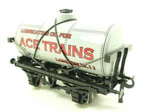 "Ace Trains O Gauge G1 Four Wheel ""Ace Trains"" Fuel Tanker Vintage image 3"