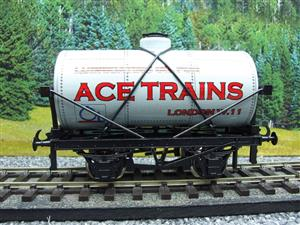 "Ace Trains O Gauge G1 Four Wheel ""Ace Trains"" Fuel Tanker Vintage image 4"