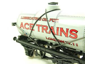 "Ace Trains O Gauge G1 Four Wheel ""Ace Trains"" Fuel Tanker Vintage image 6"