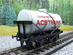 "Ace Trains O Gauge G1 Four Wheel ""Ace Trains"" Fuel Tanker Vintage image 7"