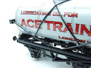 "Ace Trains O Gauge G1 Four Wheel ""Ace Trains"" Fuel Tanker Vintage image 8"