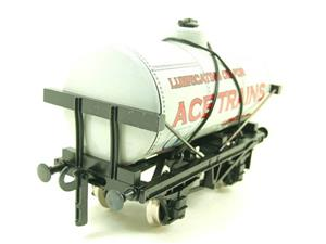 "Ace Trains O Gauge G1 Four Wheel ""Ace Trains"" Fuel Tanker Vintage image 9"