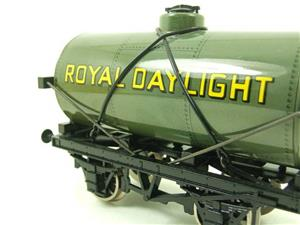 "Ace Trains O Gauge G1 Four Wheel Grey ""Royal Daylight"" Fuel Tanker Wagon image 4"