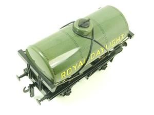 "Ace Trains O Gauge G1 Four Wheel Grey ""Royal Daylight"" Fuel Tanker Wagon image 5"