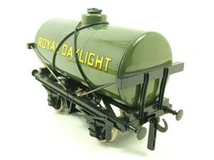 "Ace Trains O Gauge G1 Four Wheel Grey ""Royal Daylight"" Fuel Tanker Wagon image 6"