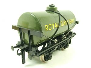 "Ace Trains O Gauge G1 Four Wheel Grey ""Royal Daylight"" Fuel Tanker Wagon image 8"