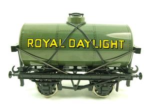 "Ace Trains O Gauge G1 Four Wheel Grey ""Royal Daylight"" Fuel Tanker Wagon image 10"