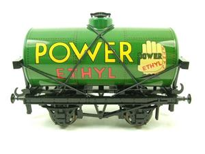 "Ace Trains O Gauge G1 Four Wheel ""Power Ethyl"" Fuel Tanker Wagon Tinplate image 1"