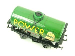 "Ace Trains O Gauge G1 Four Wheel ""Power Ethyl"" Fuel Tanker Wagon Tinplate image 5"