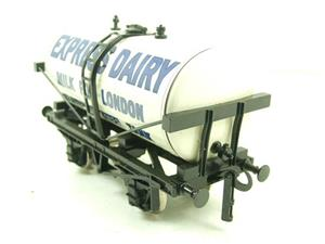 "Ace Trains O Gauge GM1 ""Express Dairy"" Milk Tanker Wagon image 7"