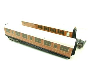 Ace Trains Wright Series O Gauge LNER All 3rd Pair of Articulated Coaches Set image 3